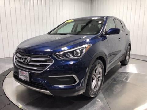 2018 Hyundai Santa Fe Sport for sale at HILAND TOYOTA in Moline IL