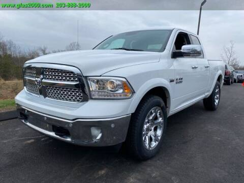 2016 RAM Ram Pickup 1500 for sale at Green Light Auto Sales LLC in Bethany CT
