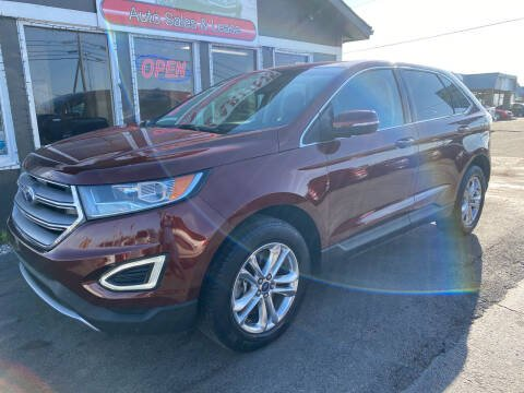 2015 Ford Edge for sale at Martins Auto Sales in Shelbyville KY