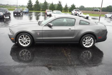 2010 Ford Mustang for sale at Bryan Auto Depot in Bryan OH