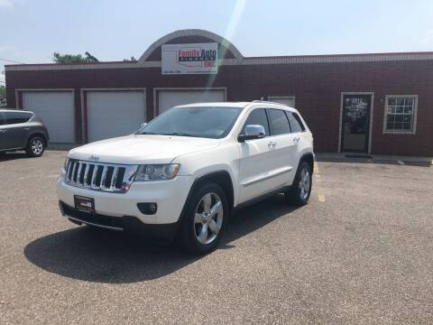2011 Jeep Grand Cherokee for sale at Family Auto Finance OKC LLC in Oklahoma City OK
