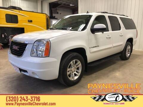 2007 GMC Yukon XL for sale at Paynesville Chevrolet - Buick in Paynesville MN