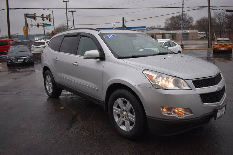 2010 Chevrolet Traverse for sale at World Class Motors in Rockford IL