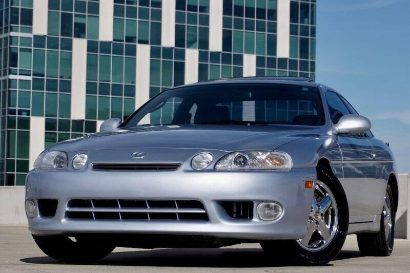 1998 Lexus SC 300 for sale at JD MOTORS in Austin TX