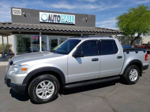 2010 Ford Explorer Sport Trac for sale at Auto Hall in Chandler AZ