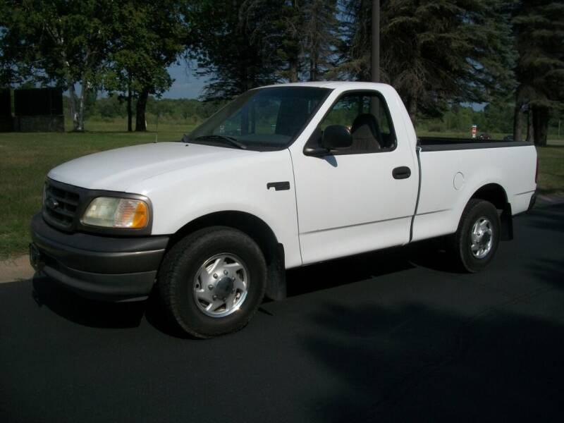 2002 Ford F-150 for sale at Zimmerman Truck in Zimmerman MN