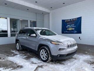 2018 Jeep Cherokee for sale at GRAFF CHEVROLET BAY CITY in Bay City MI