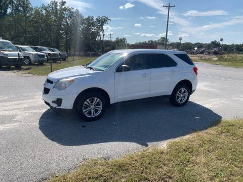 2010 Chevrolet Equinox for sale at Madden Motors LLC in Iva SC