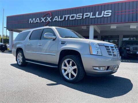 2009 Cadillac Escalade ESV for sale at Maxx Autos Plus in Puyallup WA