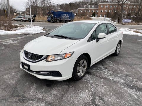 2013 Honda Civic for sale at Turnpike Automotive in North Andover MA