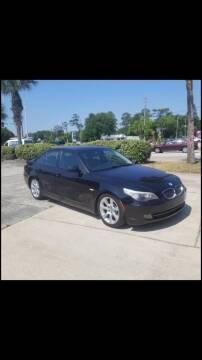 2009 BMW 5 Series for sale at Castagna Auto Sales LLC in Saint Augustine FL