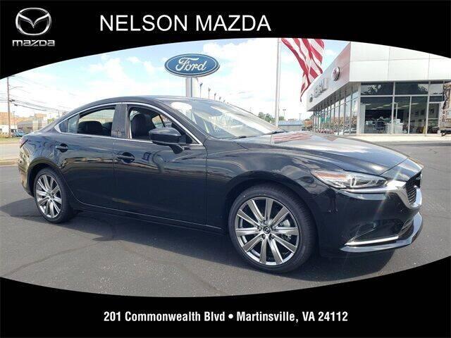 2021 Mazda MAZDA6 for sale in Martinsville, VA