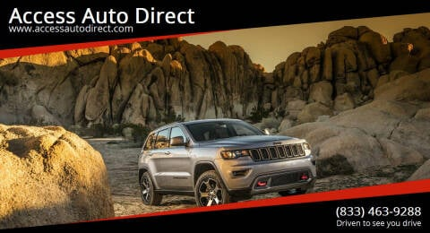 2019 Jeep Grand Cherokee for sale at Access Auto Direct in Baldwin NY