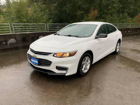 2016 Chevrolet Malibu for sale at Zipstar Auto Sales in Lynnwood WA