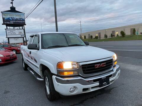 2006 GMC Sierra 1500 for sale at A & D Auto Group LLC in Carlisle PA