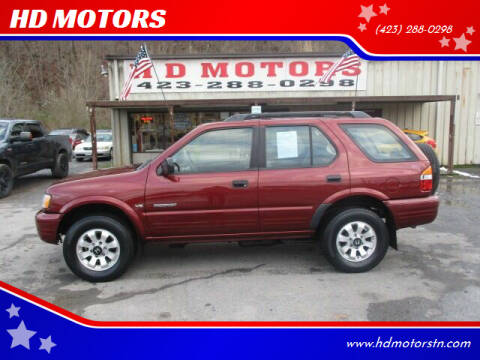 2002 Honda Passport for sale at HD MOTORS in Kingsport TN