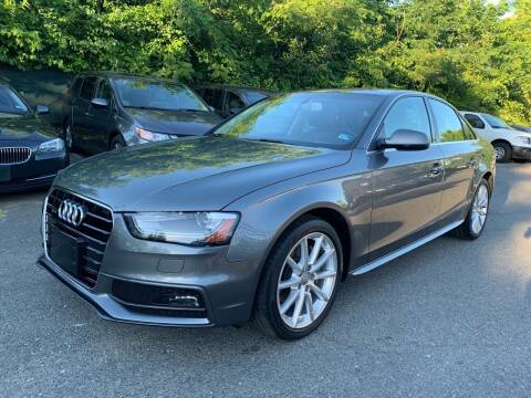 2016 Audi A4 for sale at Dream Auto Group in Dumfries VA