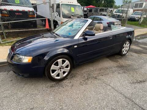 2004 Audi A4 for sale at White River Auto Sales in New Rochelle NY