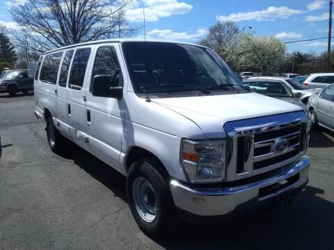 2010 Ford E-Series Wagon for sale at Wilson Investments LLC in Ewing NJ