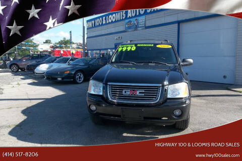 2008 GMC Envoy for sale at Highway 100 & Loomis Road Sales in Franklin WI