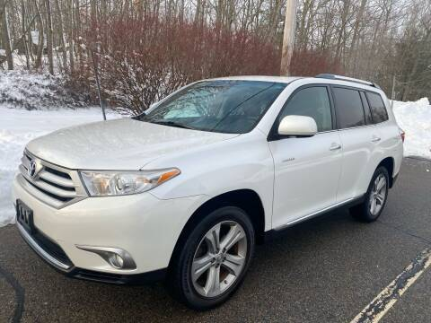2012 Toyota Highlander for sale at Padula Auto Sales in Braintree MA