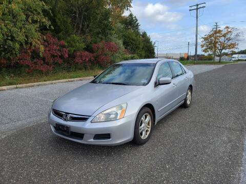 2007 Honda Accord for sale at Premium Auto Outlet Inc in Sewell NJ