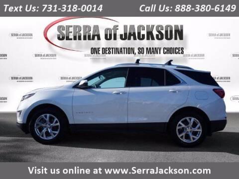 2018 Chevrolet Equinox for sale at Serra Of Jackson in Jackson TN