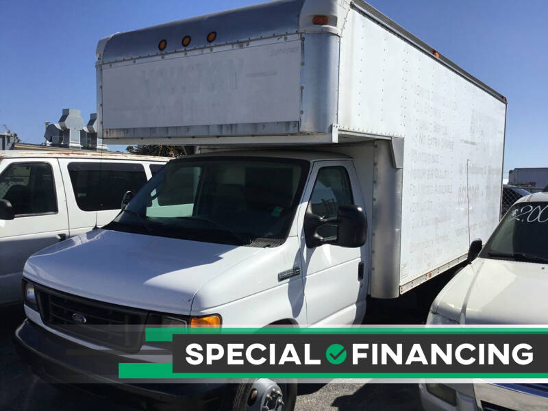 2007 Ford E-Series Chassis for sale at Second 2 None Auto Center in Naples FL
