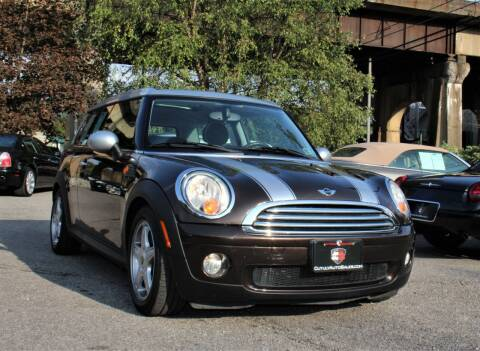 2008 MINI Cooper Clubman for sale at Cutuly Auto Sales in Pittsburgh PA