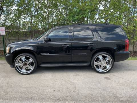 2007 Chevrolet Tahoe for sale at Zak Motor Group in Deerfield Beach FL