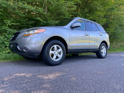 2007 Hyundai Santa Fe for sale at Lenoir Auto in Lenoir NC