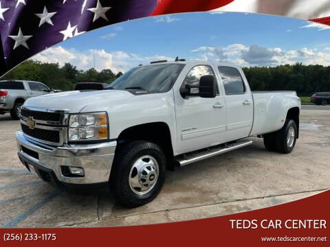 2013 Chevrolet Silverado 3500HD for sale at TEDS CAR CENTER in Athens AL