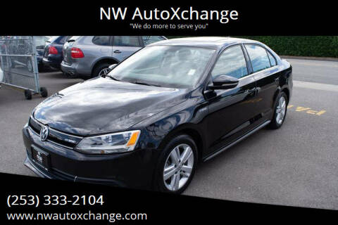 2013 Volkswagen Jetta for sale at NW AutoXchange in Auburn WA