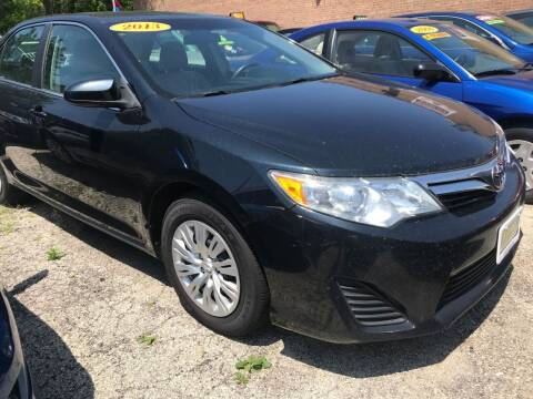 2013 Toyota Camry for sale at 5 Stars Auto Service and Sales in Chicago IL