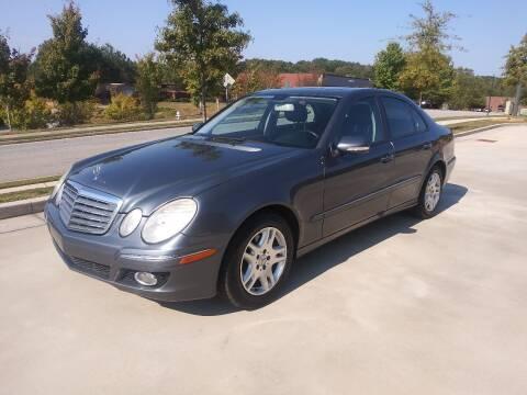 2007 Mercedes-Benz E-Class for sale at Georgia Fine Motors Inc. in Buford GA