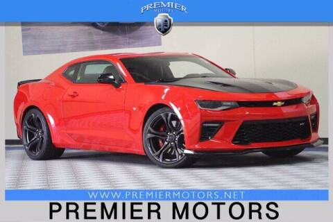 2017 Chevrolet Camaro for sale at Premier Motors in Hayward CA