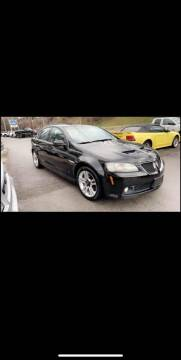 2009 Pontiac G8 for sale at North Knox Auto LLC in Knoxville TN