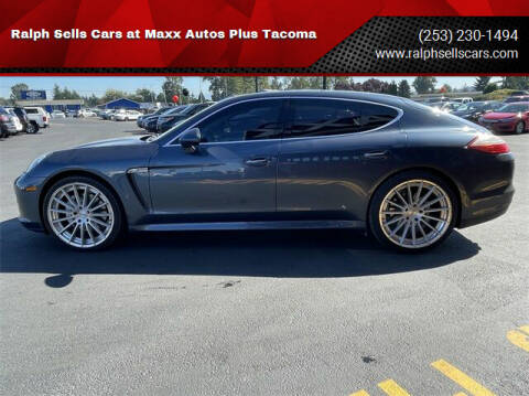 2010 Porsche Panamera for sale at Ralph Sells Cars at Maxx Autos Plus Tacoma in Tacoma WA