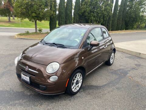 2012 FIAT 500 for sale at Car Tech USA in Whittier CA