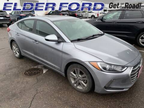 2017 Hyundai Elantra for sale at Mr Intellectual Cars in Troy MI