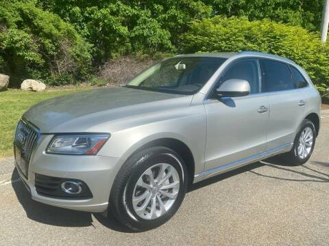 2016 Audi Q5 for sale at Padula Auto Sales in Braintree MA