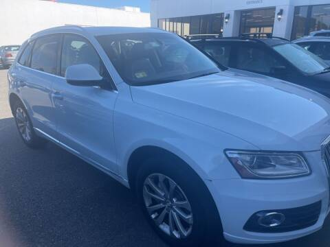 2016 Audi Q5 for sale at BMW OF NEWPORT in Middletown RI