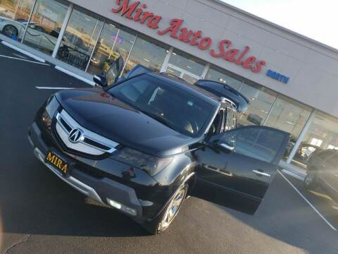 2008 Acura MDX for sale at MIRA AUTO SALES in Cincinnati OH