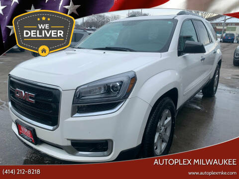 2014 GMC Acadia for sale at Autoplex 2 in Milwaukee WI