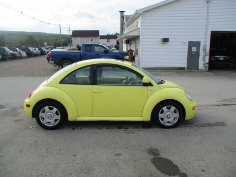 2000 Volkswagen New Beetle for sale at ROUTE 119 AUTO SALES & SVC in Homer City PA