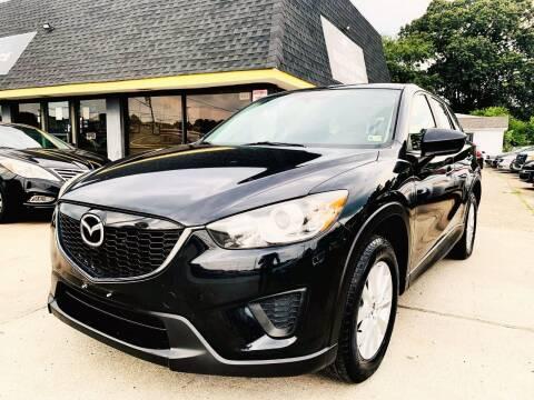2014 Mazda CX-5 for sale at Auto Space LLC in Norfolk VA