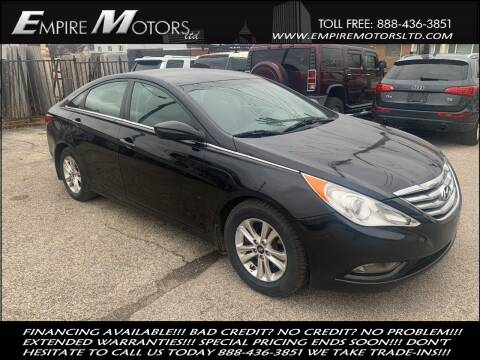2013 Hyundai Sonata for sale at Empire Motors LTD in Cleveland OH