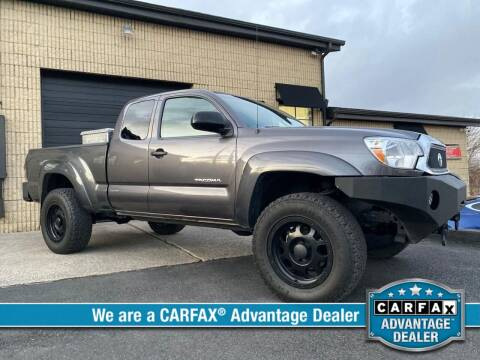 2015 Toyota Tacoma for sale at RoseLux Motors LLC in Schnecksville PA