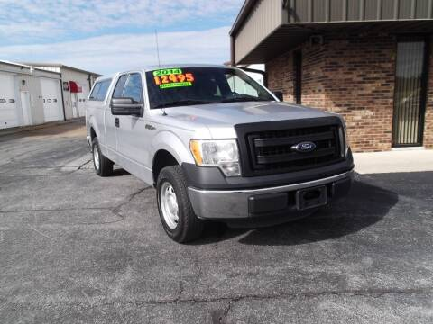2014 Ford F-150 for sale at Dietsch Sales & Svc Inc in Edgerton OH