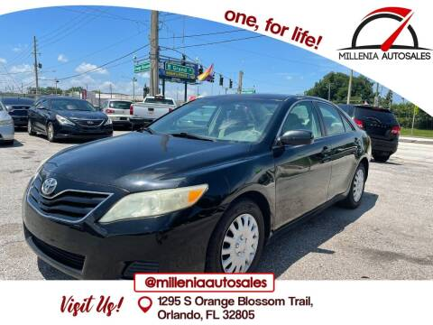 2011 Toyota Camry for sale at Millenia Auto Sales in Orlando FL